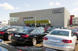 Audi North Dublin